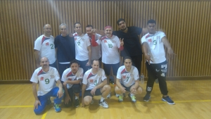 équipe SENIOR DEPARTEMENTALE du CJF Volley